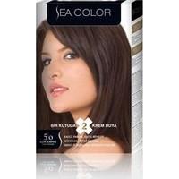 Sea Color 5/0 - Açık Kahve Saç Boyası
