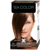 Sea Color 6/7 - Çikolata Kahve Saç Boyası