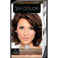 Sea Color 7/7 - Koyu Karamel Saç Boyası