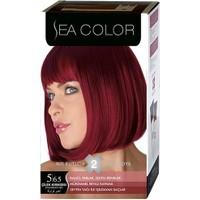 Sea Color 5/65 - Çilek Kızmızısı Saç Boyası