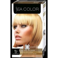Sea Color 9/0 - Sarı Saç Boyası