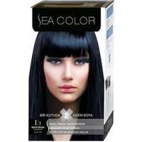 Sea Color 1/1 - Mavi Siyah Saç Boyası