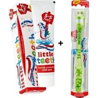 Sensodyne Aquafresh 3-5 Yaş Diş Fırçası+Macun