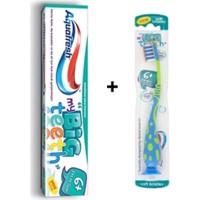Sensodyne Aquafresh 6+ Yaş Diş Fırçası+Macun