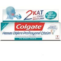 Colgate Diş Macunu Hassas Dişlere Profesyonel Çözüm Diş minesi Onarım 75 Ml
