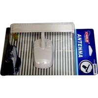 Tvet Anten Süs Spoyler Model Beyaz