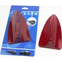Tvet Anten Süs Balık Parlak Renk Kırmızı 15 5X9X6Cm