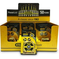 Stanley STHT0-33353 Powerlock Gold Şerit Metre 5m x 19mm