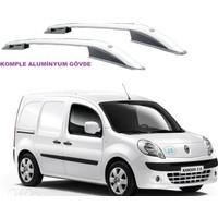 Tvet Renault Kango 2009 Üst Çıta Alüminyum Komple