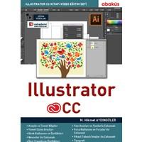 İllustrator Cc (Kitap+Video Eğitim Seti)