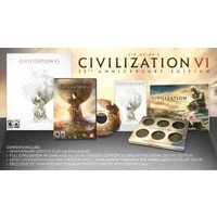 Take 2 Pc Civilization Vi Collector Edt.
