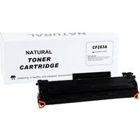 Natural Hp Cf283A Toner (M125/M127/M201/M225) Crg-737 (1500 Sayfa)