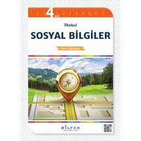 4.Sınıf Sosyal Bilgiler Soru Bankası Bilfen Yayınları