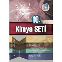 Çap Yayınları 10.Sınıf Kimya Seti