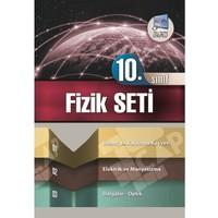 Çap Yayınları 11.Sınıf İleri Düzey Fizik Seti