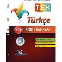 Yayın Denizi TEK YGS Türkçe Soru Bankası- Yeni Müfredata Uygun