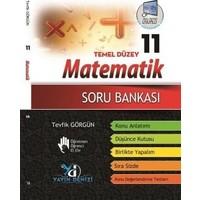 Yayın Denizi Temel Düzey 11. Sınıf Matematik Soru Bankası-Yeni Müfredata Uygun