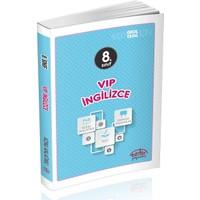 Editör Yayınları 8. Sınıf VIP İngilizce Konu Anlatımlı