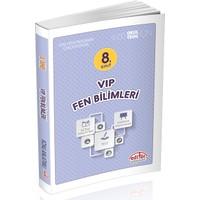 Editör Yayınları 8. Sınıf VIP Fen Bilimleri Konu Anlatımlı