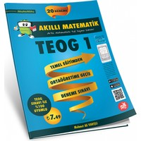 Arı Yayınları Akıllı Matematik Deneme Matemito TEOG-1