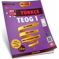 Arı Yayınları Türkçemino TEOG-1 Türkçe Deneme