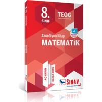 Sınav 8.Sınıf TEOG Matematik Akordiyon Kitap Aç Konu Katla Soru Yeni 2017