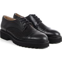 Gön Deri Kadın Ayakkabı 23130