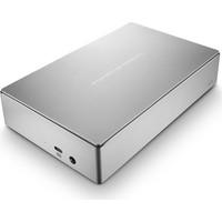"""Lacie Porsche Design 8TB 3.5"""" USB 3.0 Taşınabilir Disk Metalik Gümüş USB-C (USB 3.1) STFE8000200"""