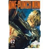 One-Punch Man (Cilt 2)