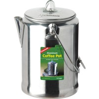 Coghlans Aluminum Coffee Pot - 9 Cup