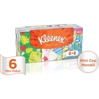 Kleenex Cep Mendil 6'lı Paket 42 Yaprak