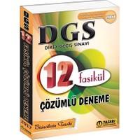 Tasarı Yayıncılık Dgs 12 Fasikül Çözümlü