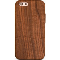 Woodsaka Apple iPhone 6 Roe Ceviz