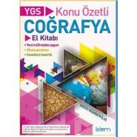 İzlem Yayınları Ygs Konu Özetli Coğrafya El Kitabı