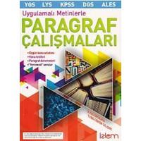 İzlem Yayınları Uygulamalı Metinlerle Paragraf Çalışmaları