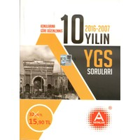 A Yayınları Son 10 Yılın Ygs Soruları