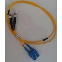 ST.PC-SC.PC SM 9/125 DX 2.0mm Optic Patchcord 1M Arm Pach Kablo