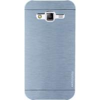 Gpack Samsung Galaxy J1 2015 Kılıf Sert Arka Kapak Motomo