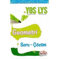 Editör Yayınları Ygs Lys Geometri Soru Çözüm
