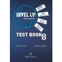 Canbay Level up 8 - TEOG Deneme Kitabı