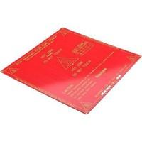 Alüminyum NTC li ve Kablolu Isıtıcı Tabla 20x20 cm
