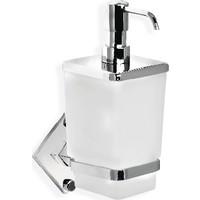 Çelik Banyo Elegance Sıvı Sabunluk