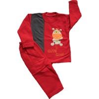 Shecco&Babba İkili Bebek Takım Kırmızı