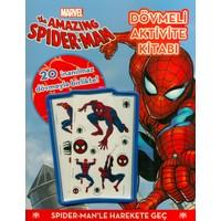 Marvel The Amazing Spider-Man: Dövmeli Aktivite Kitabı