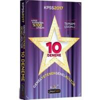 Beyaz Kalem Yayıncılık Kpss 2017 Gygk 10 Deneme