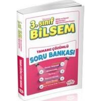 Editör Yayınevi 3. Sınıf Bilsem Tamamı Çözümlü Soru Bankası