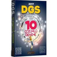 Beyaz Kalem Yayınları Dgs 2017 Çözümlü 10 Deneme