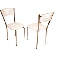 Dockers Doganay Sandalye-Plastik Beyaz