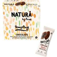 Natura By Anne Chocolate Chia Bar Box 15 x 38 gr