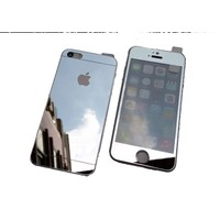 Dh Colorful iPhone 6 Plus / 6S Plus Renkli Aynalı 9H Ekran Koruyucusu